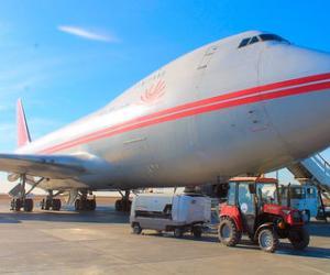 """Б-747(грузовой), Источник электропитания """"Хитзингер"""""""